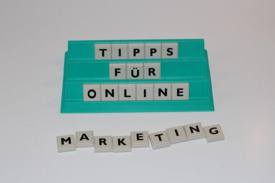 Online Marketing im Jahre 2021
