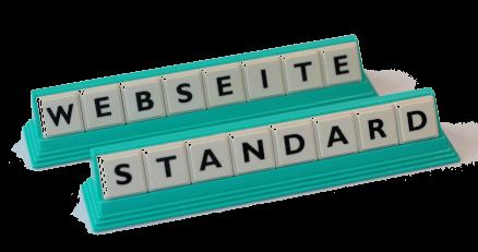 Website erstellen lassen Angebotspaket Standard