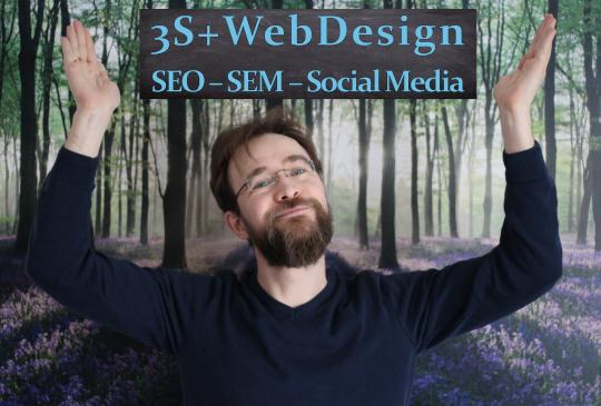 Webseitenoptimierung durch 3S+WebDesign